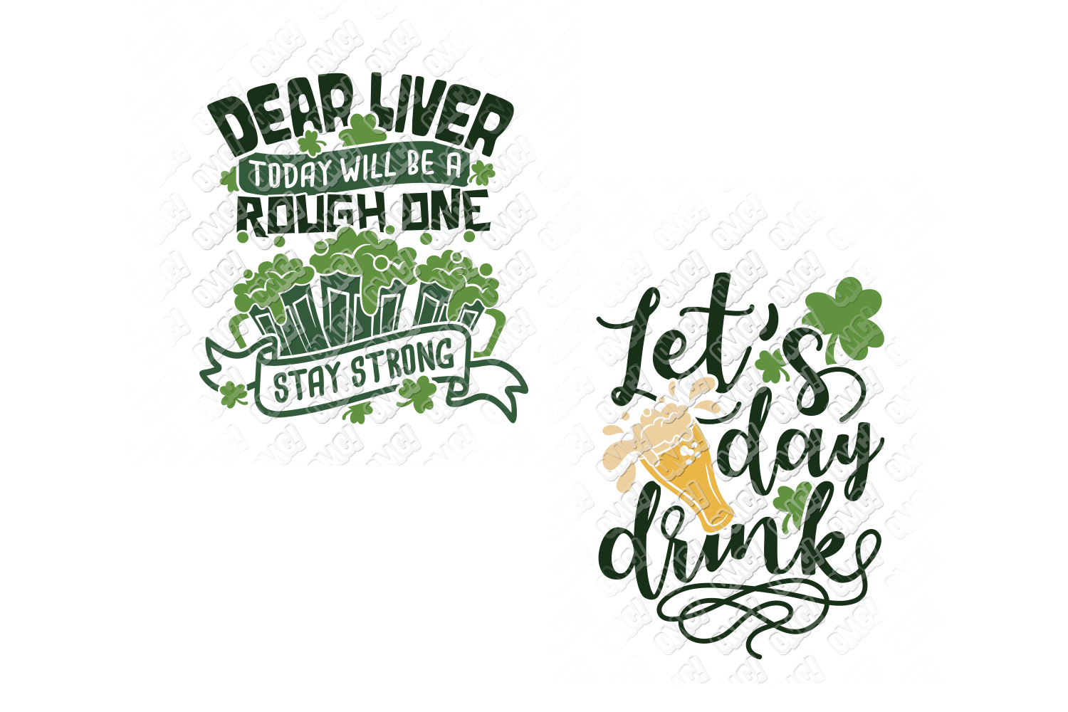 St Patricks Day Drinking SVG in SVG, DXF, PNG, EPS, JPEG example image 3