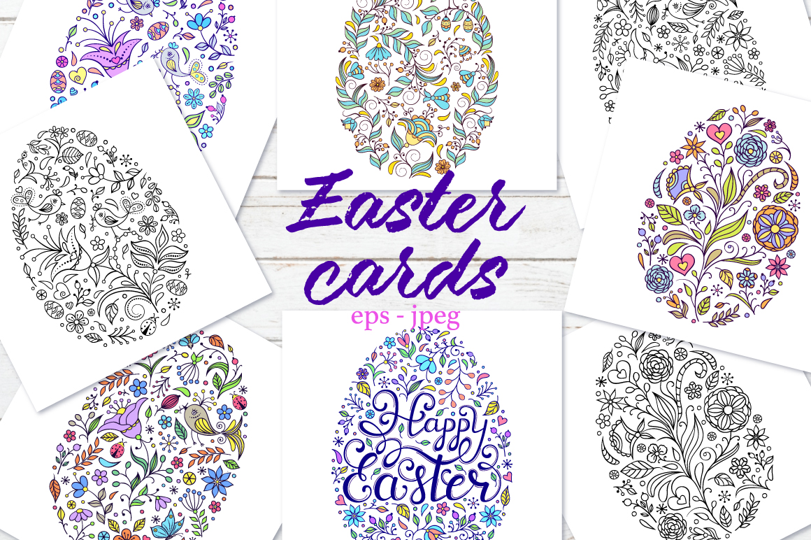 Easter cards example image 1