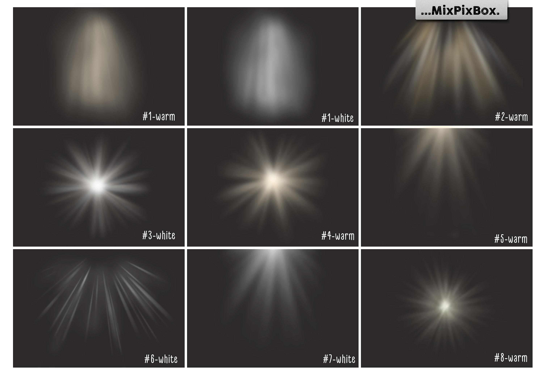 Extra Light Photo Overlays example image 5
