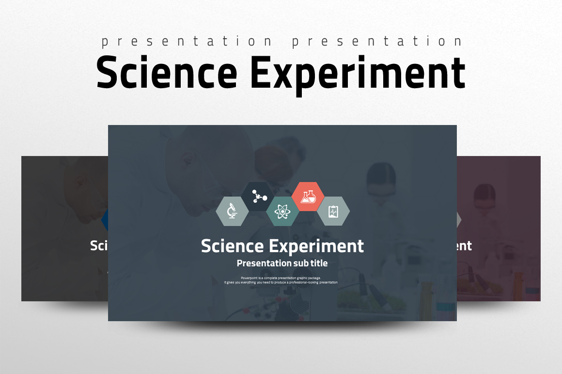 science experiment ppt