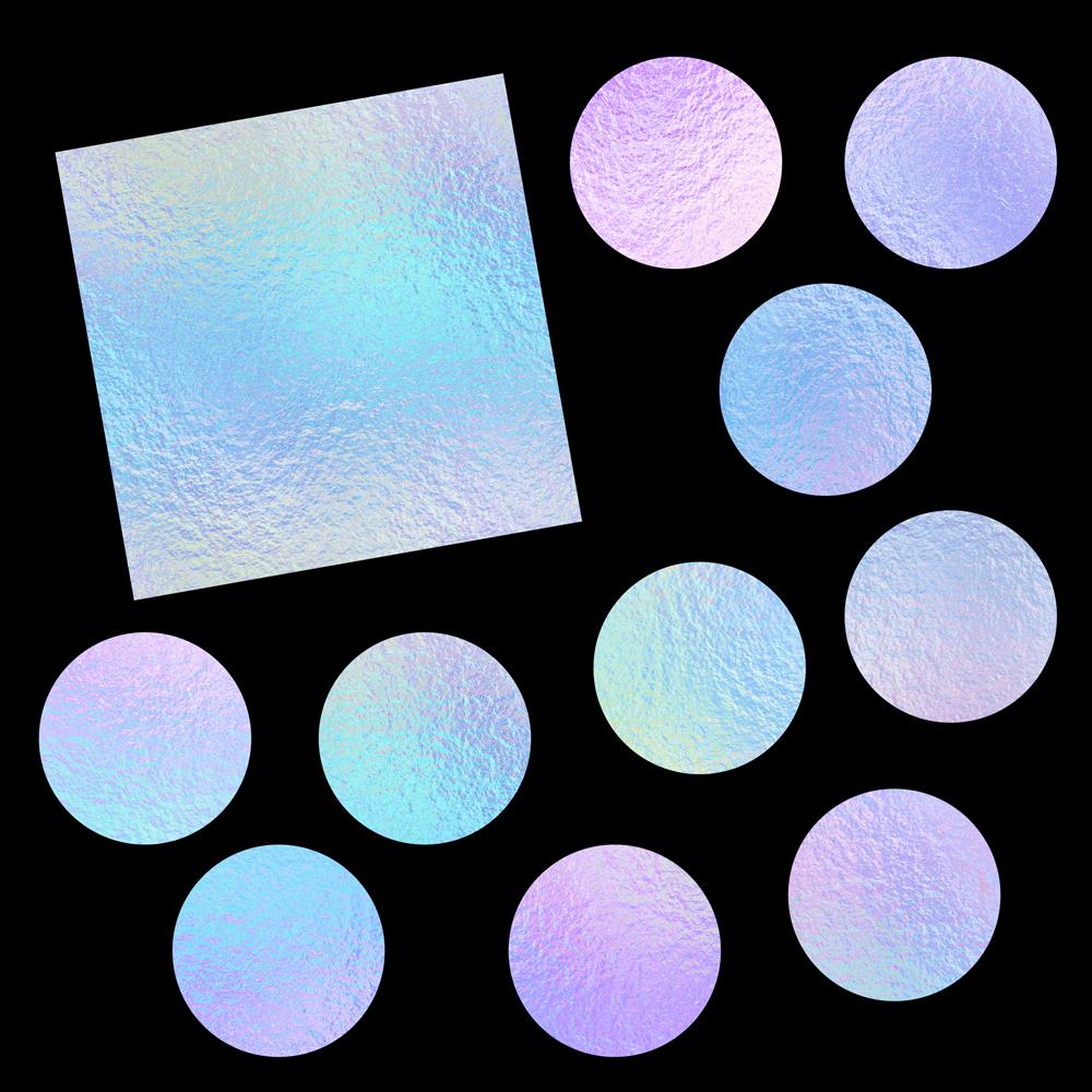 Iridescent Light Foils example image 4