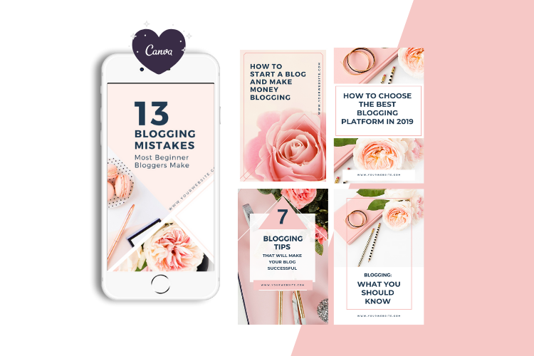 Boss Lady Pinterest Templates example image 3