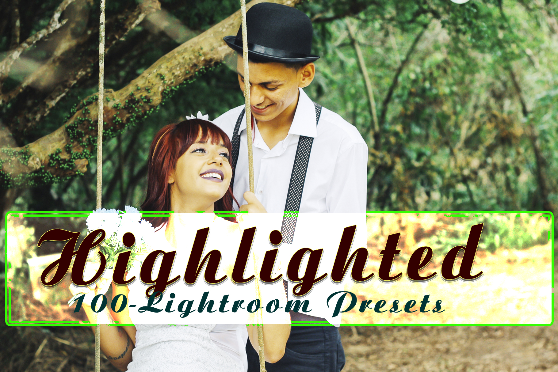 Highlighted Lightroom Presets example image 1