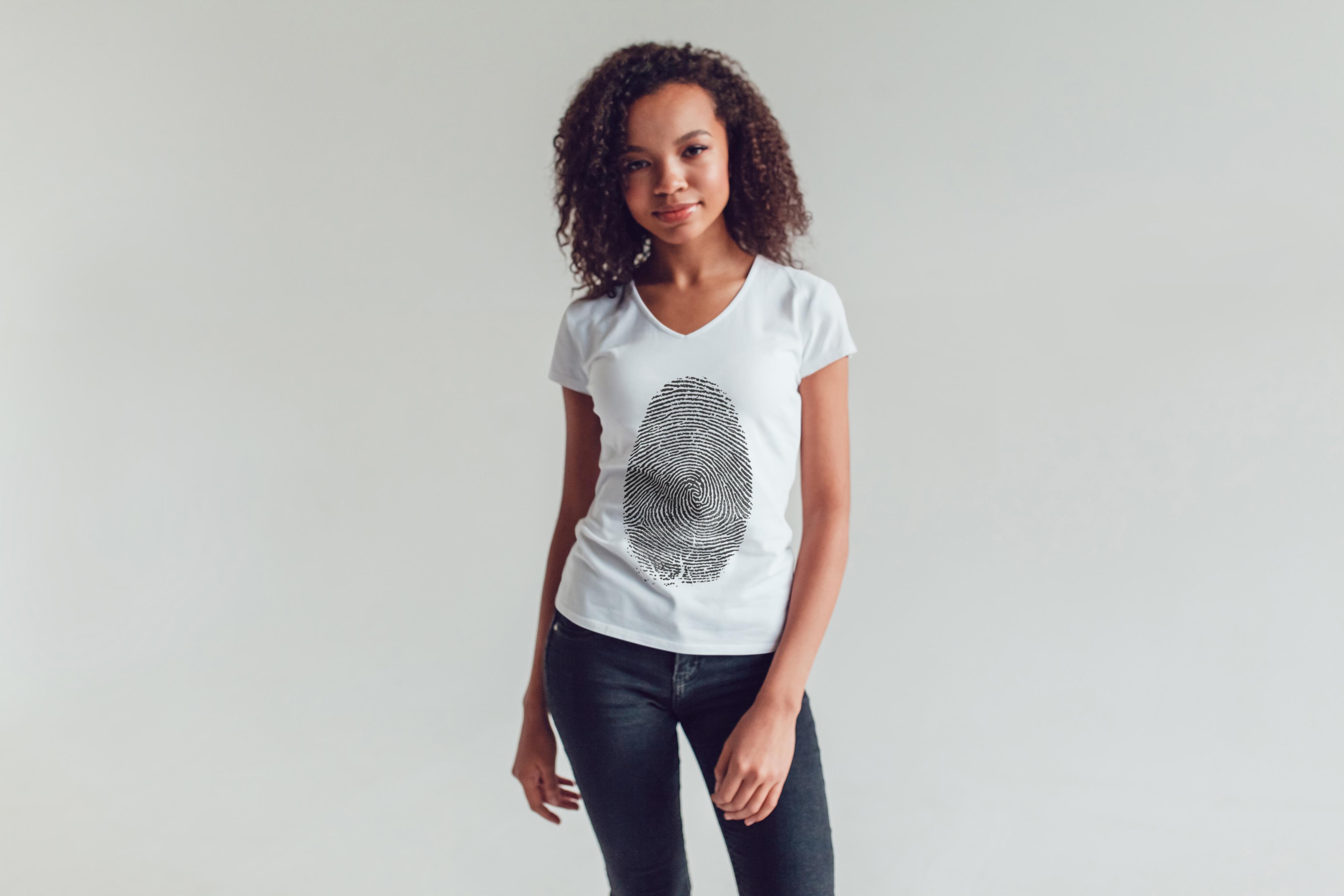 T-Shirt Mock-Up Vol.20 2017 example image 9