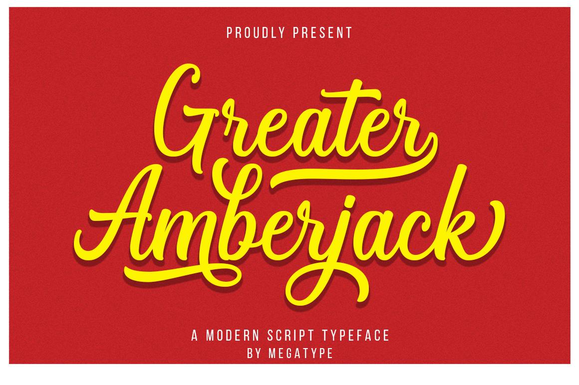 Greater Amberjack example image 1