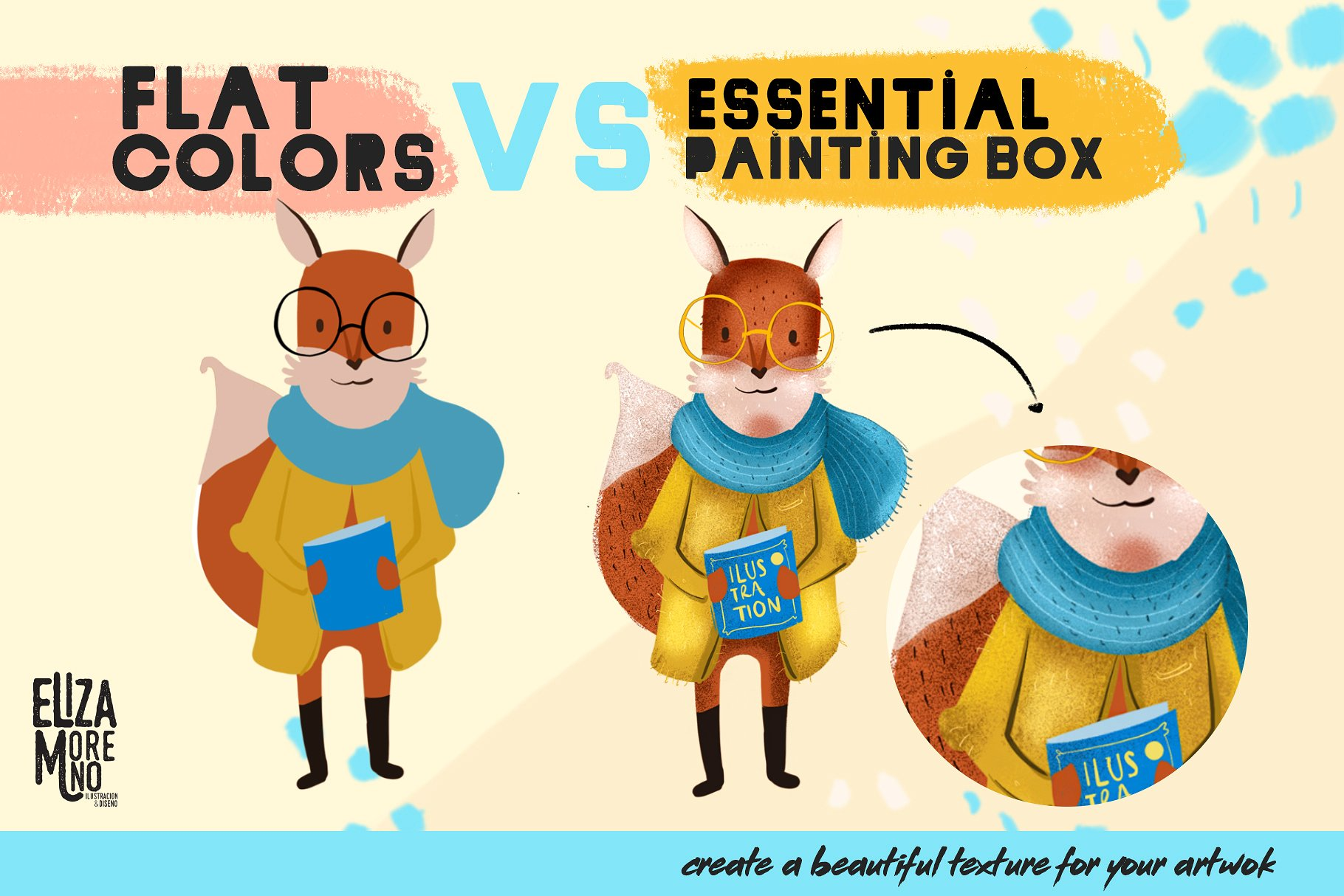 Procreate Essential Painting Box example image 3