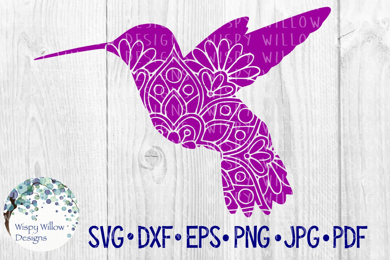 62 File Mega Floral Mandala Animal/Figure SVG Bundle example image 23