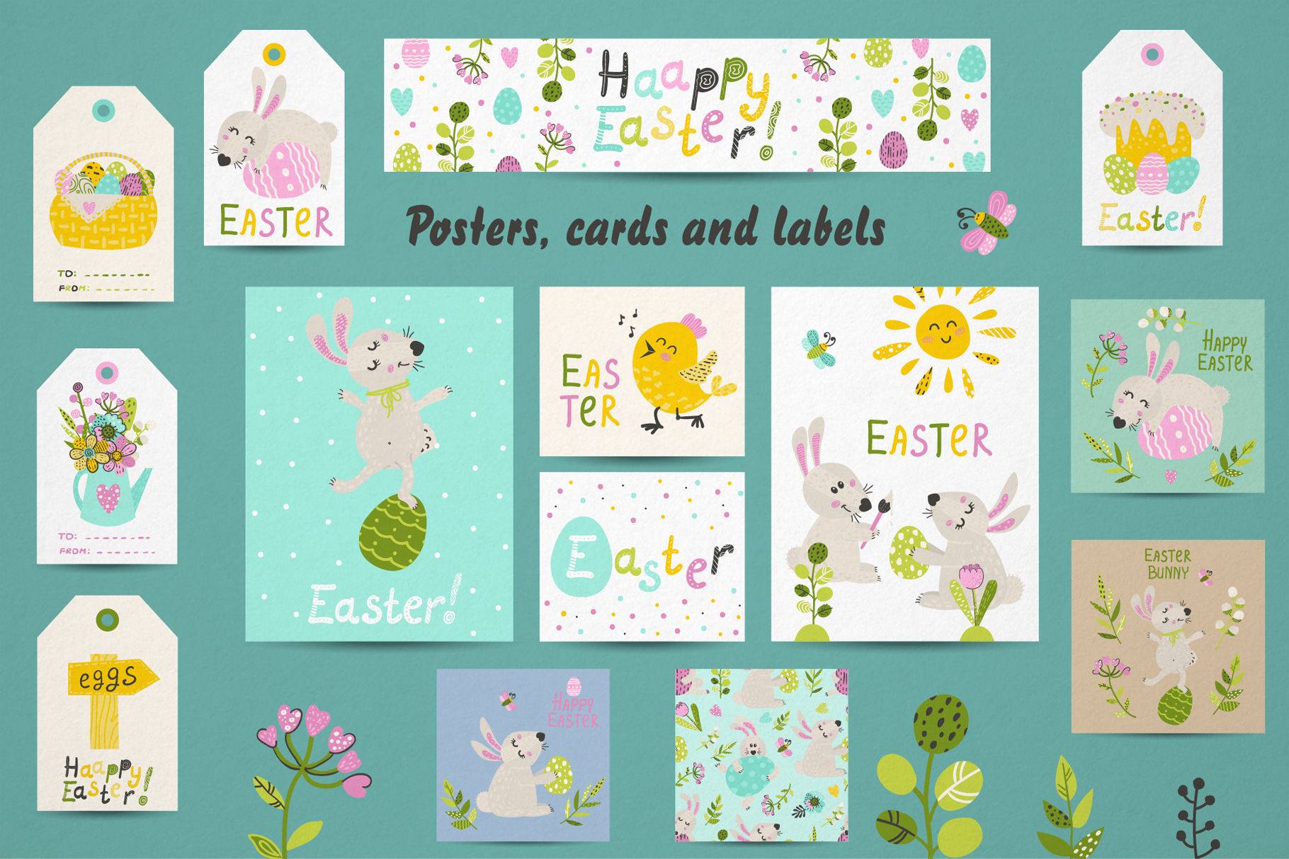 Bunny and Easter! example image 3