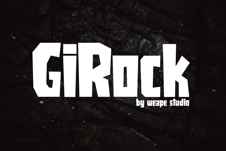 Girock example image 1