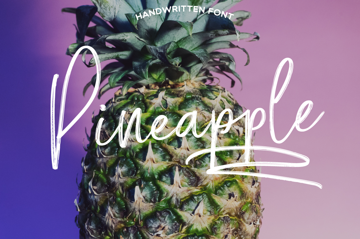 Pineapple Script example image 1
