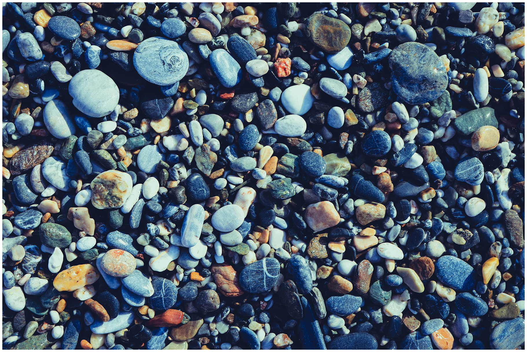 23 Pebble Background Textures example image 8