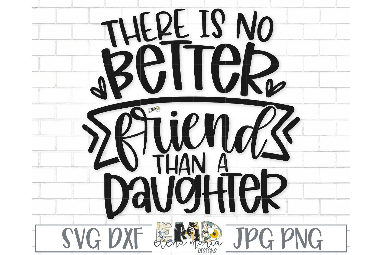 Mother Daughter Shirt SVG File | Matching Shirts Svg example image 3