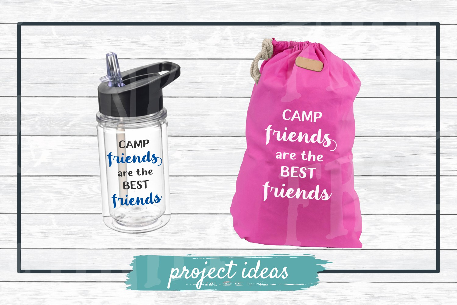 Camp Friends are the Best Friends, SVG Cut File for Crafters example image 3