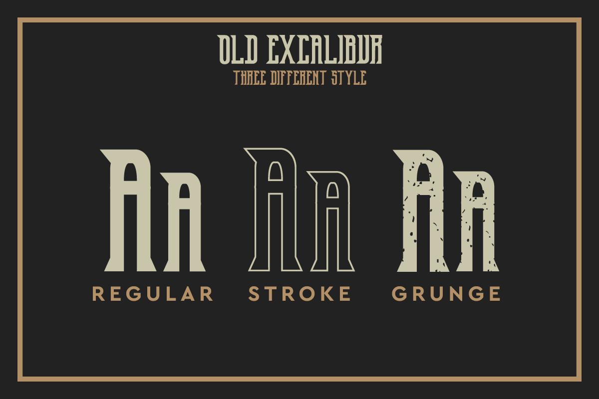 OldExcalibur example image 3