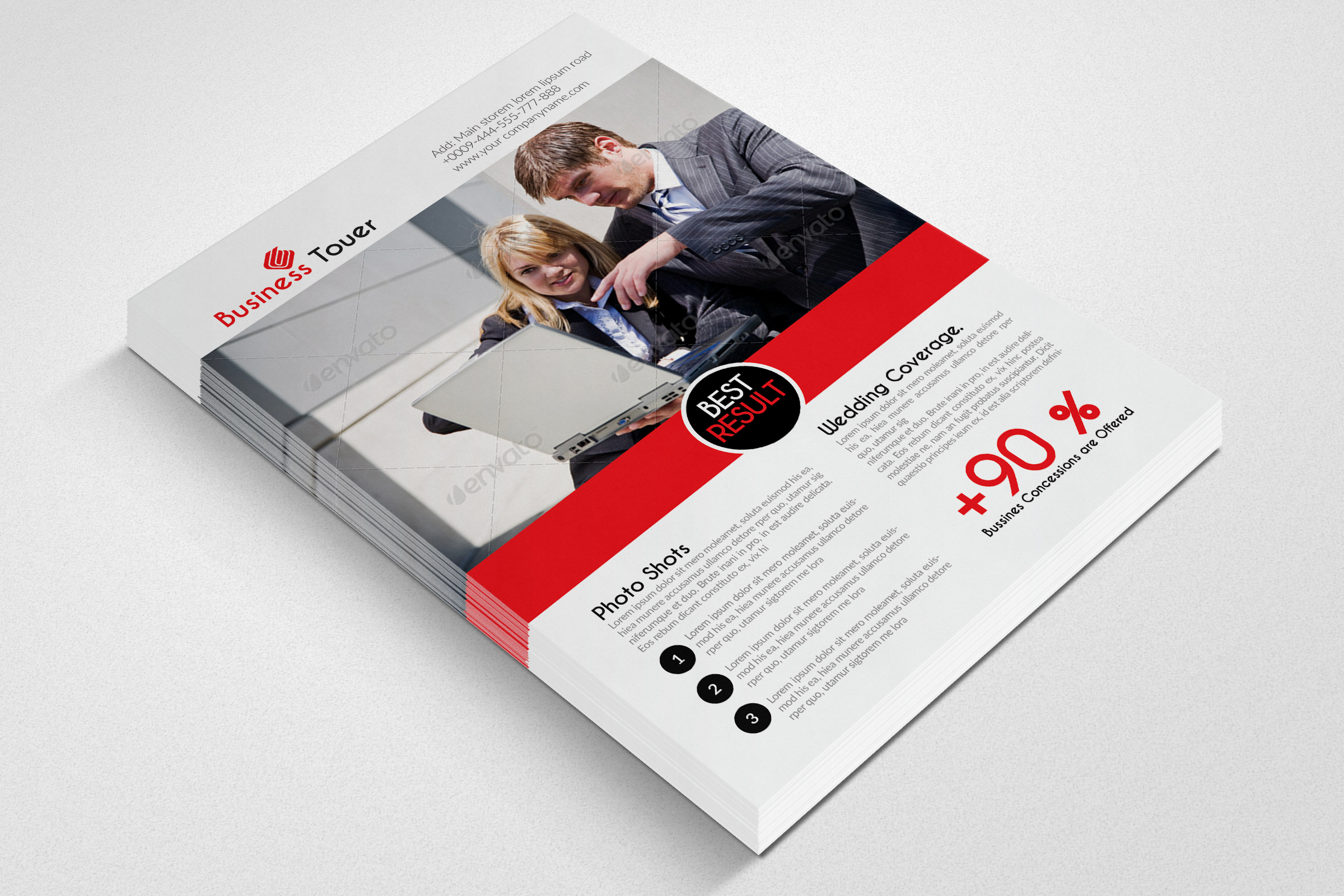 Legal Business Advisor Flyers example image 2