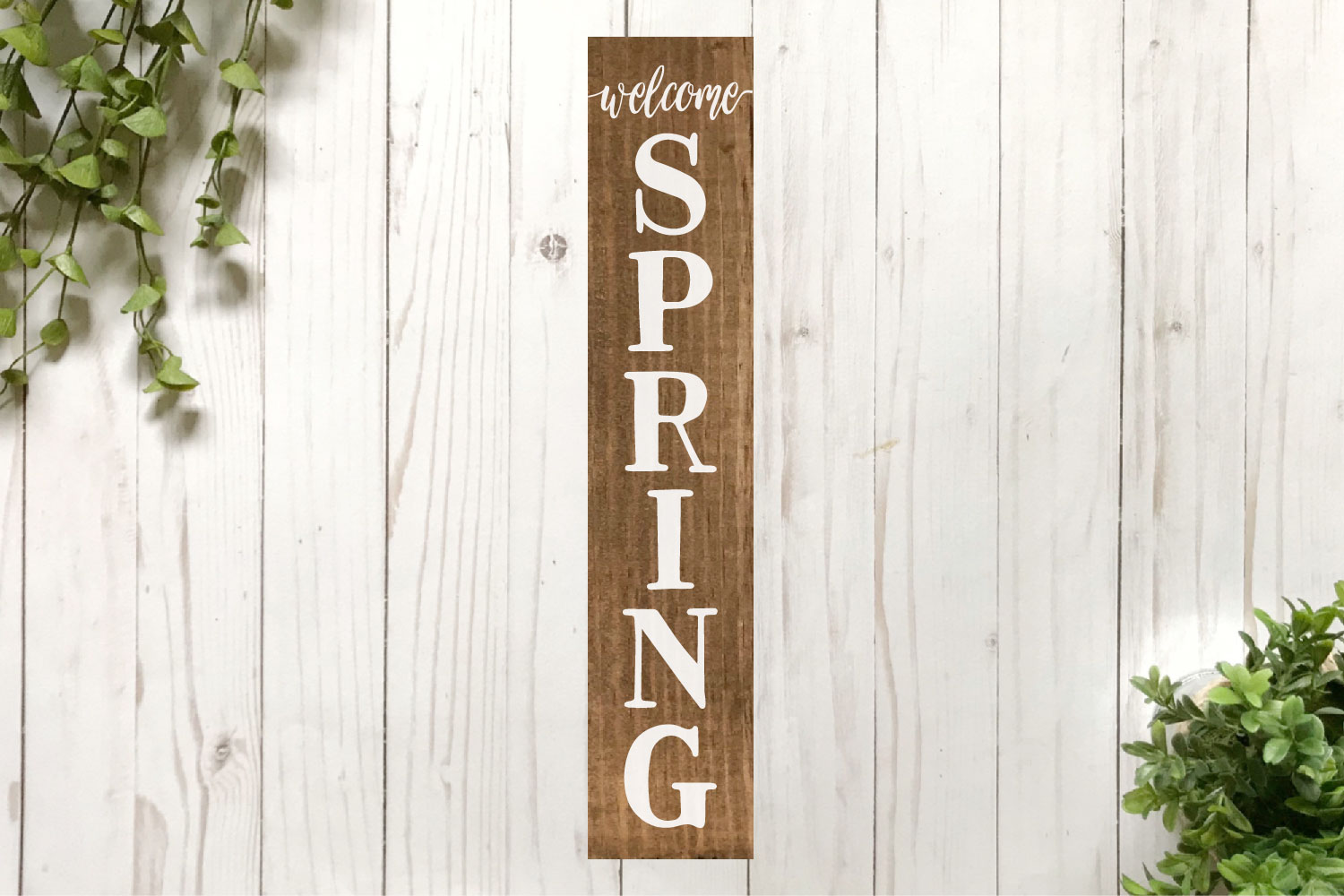 Spring SVG Bundle - Cut Files for Signs example image 7