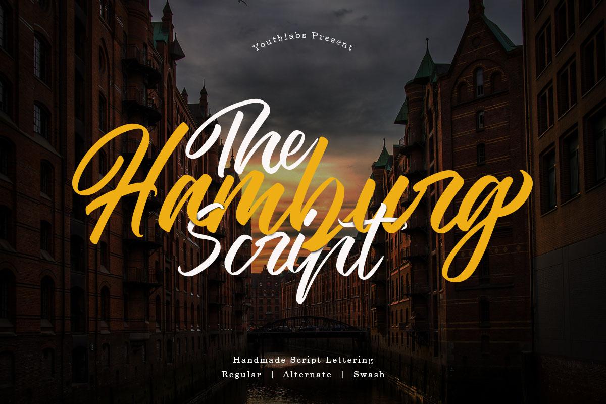 The Hamburg Script example image 1