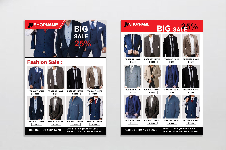 Flyer - Fashion example image 6