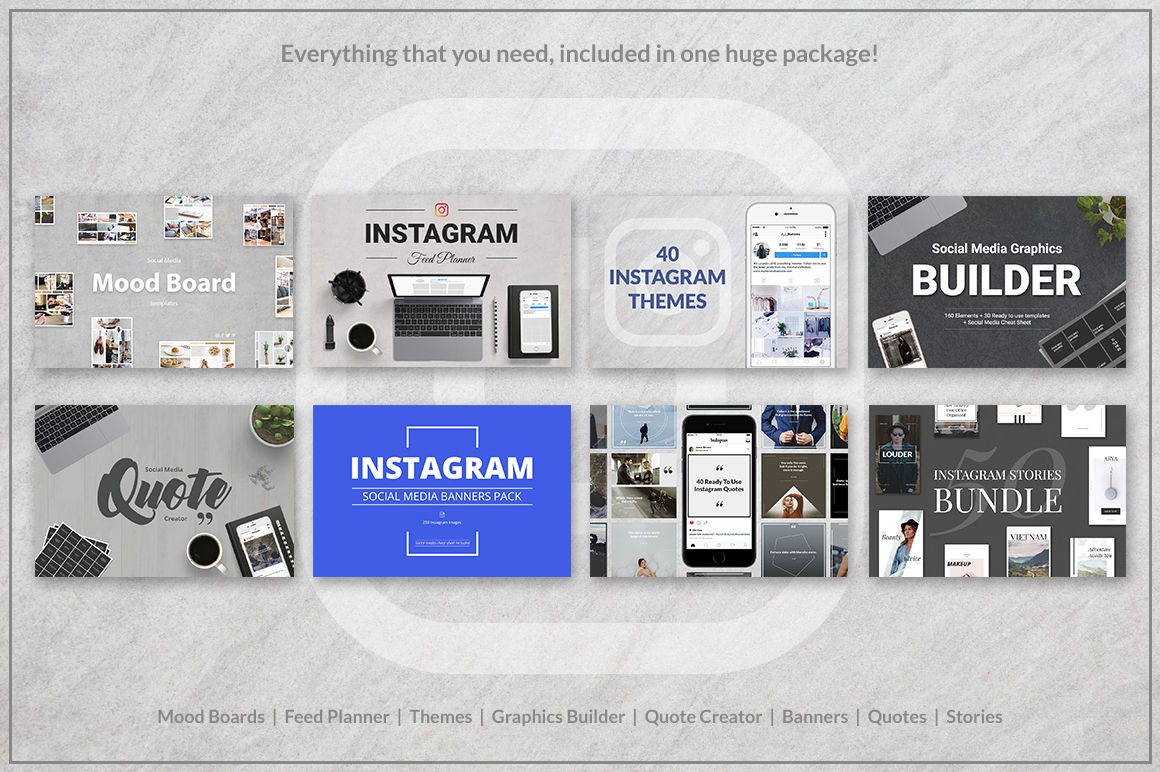 The Ultimate Instagram Pack example image 3