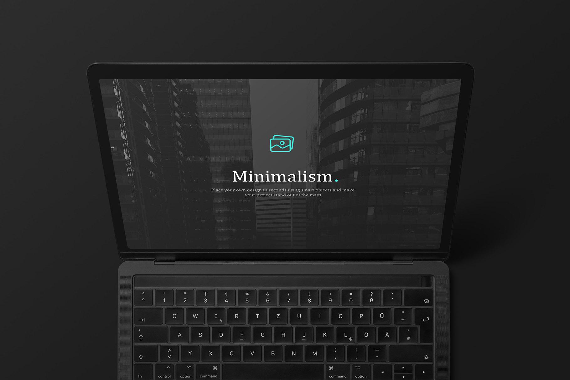 Minimalistic Branding Mockups example image 7