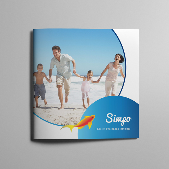 Simpo - Children Photobook Template example image 2