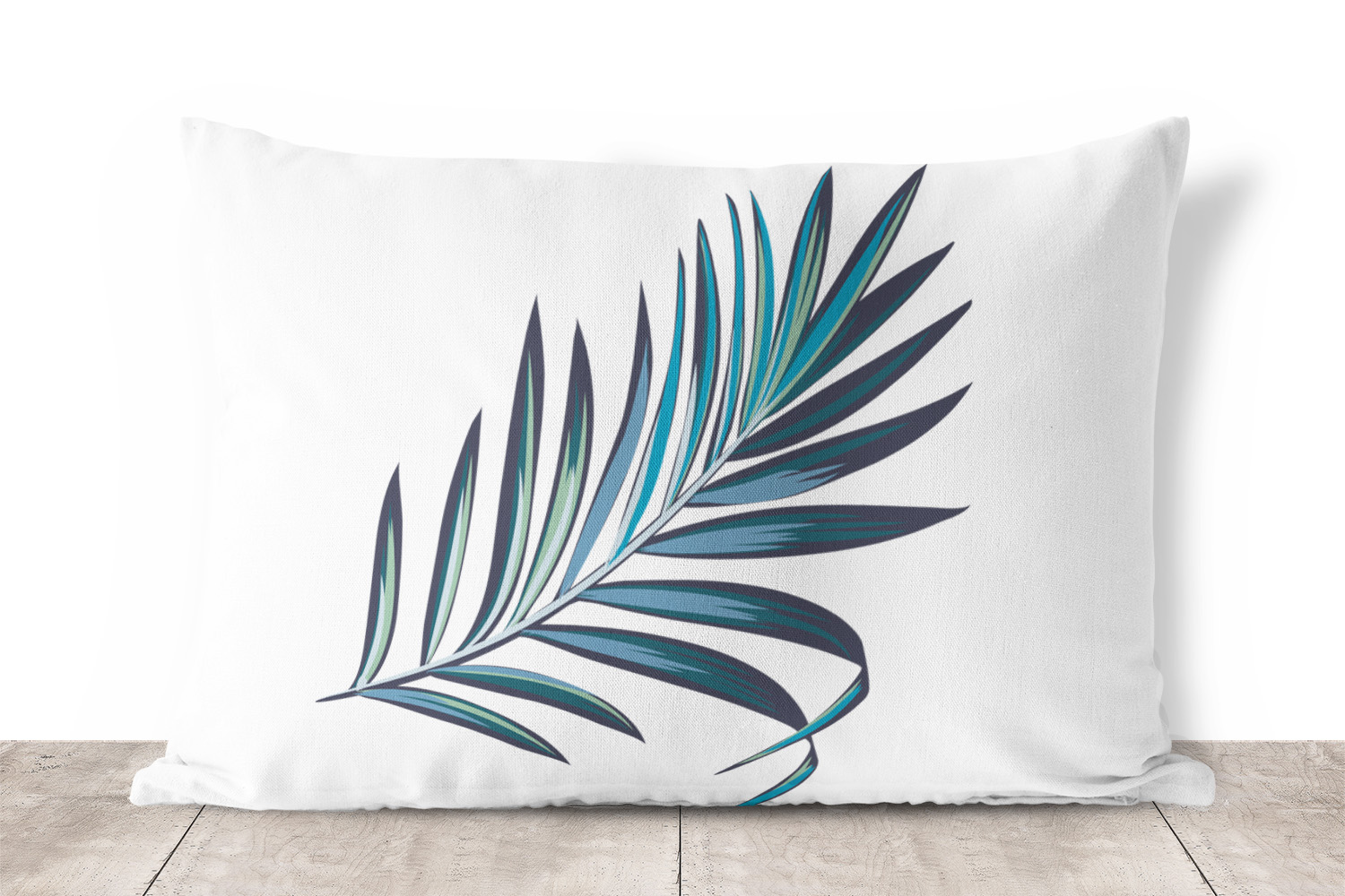 Palm leafs. Vector ClipArt set example image 3