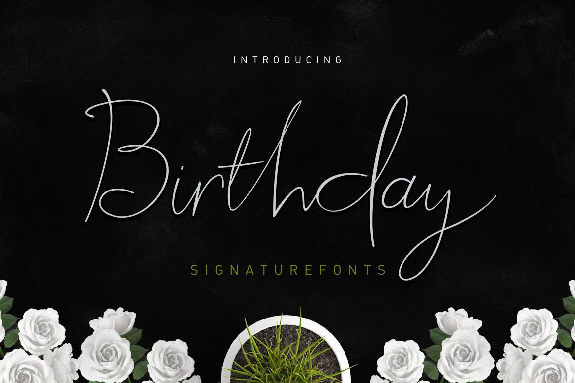 Birthday Script example image 1