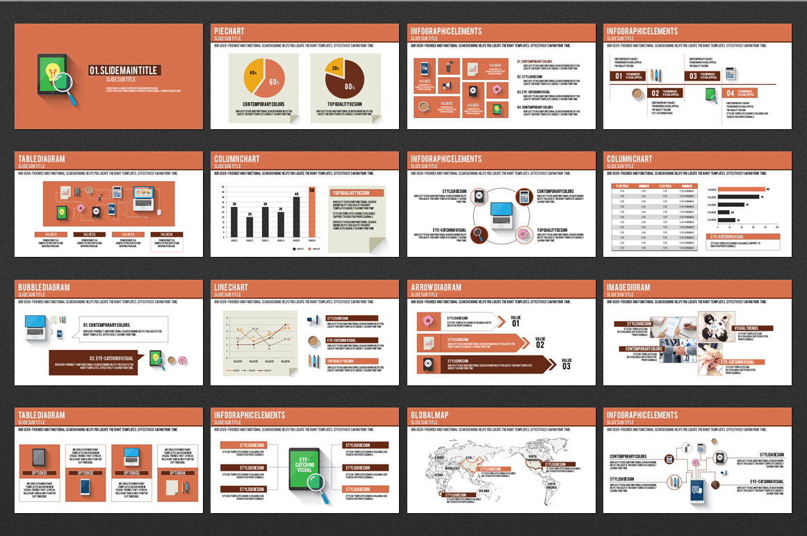 Digital Marketing PPT Template example image 2