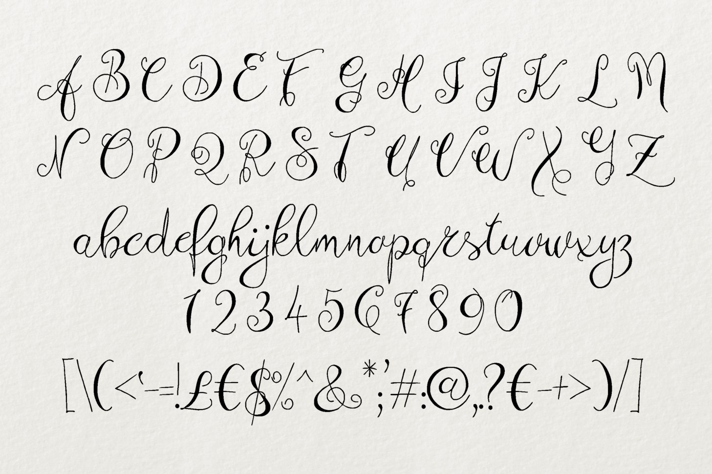 Zenyth Font example image 5
