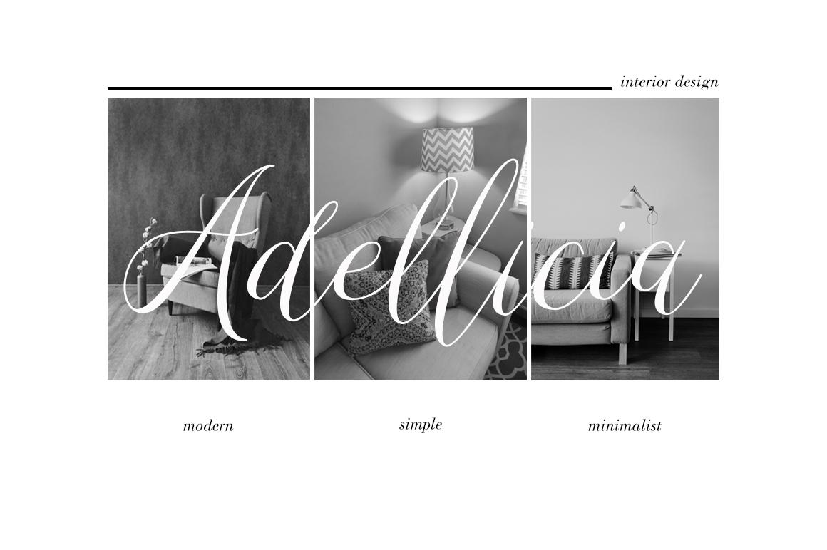 Umbrella Font example image 3