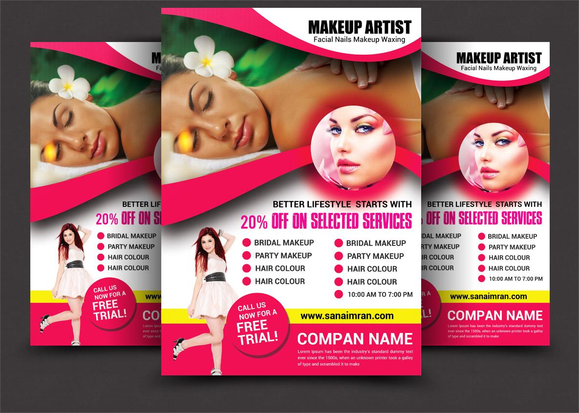 Beauty Bundle flyer 7 example image 2