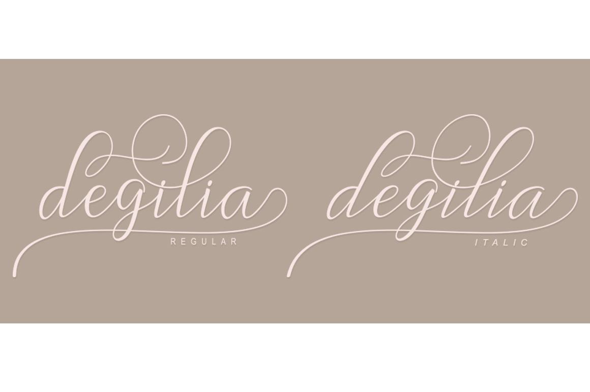 Degilia example image 2