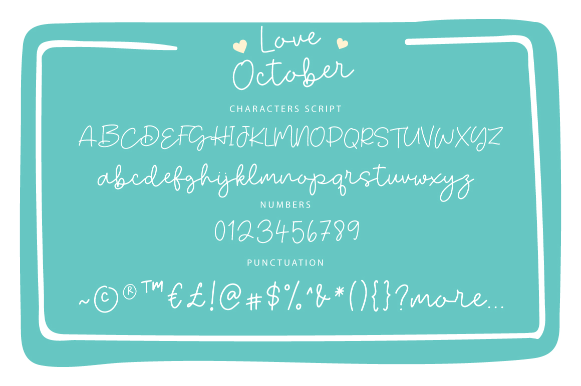 Love October example image 5