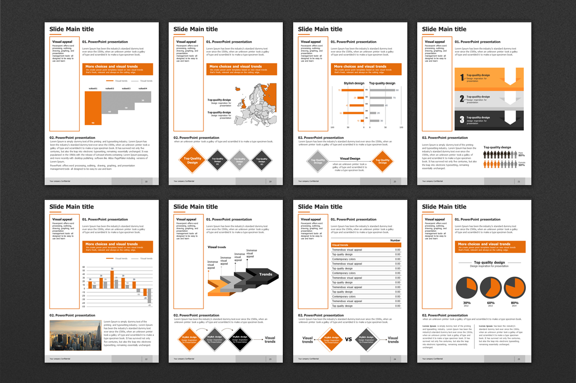 Modern Design Template Vertical example image 4