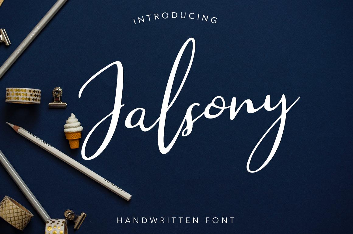 Jalsony example image 1