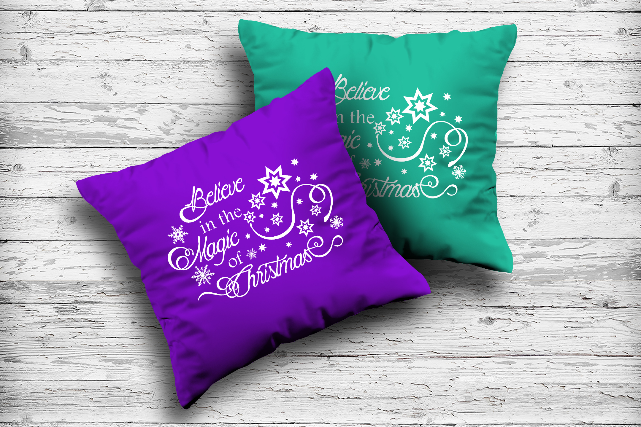 Christmas svg Believe in the magic of Christmas Winter svg example image 6