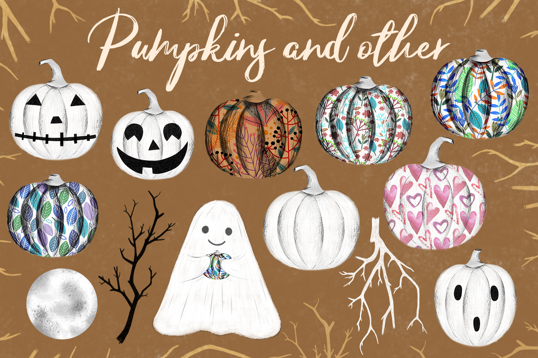 Pumpkins Collection example image 2
