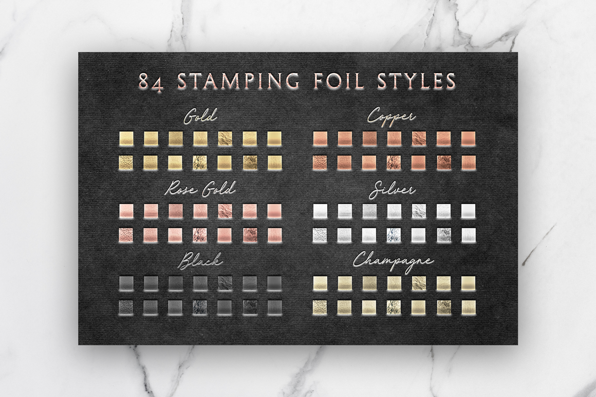 Foiling Creator / Stamping & Embossing example image 4