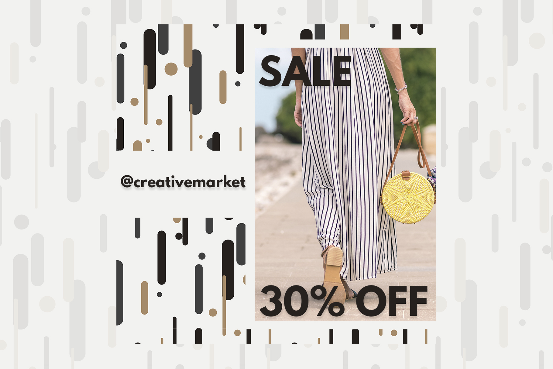 Fashion Instagram Posts & Stories example image 2