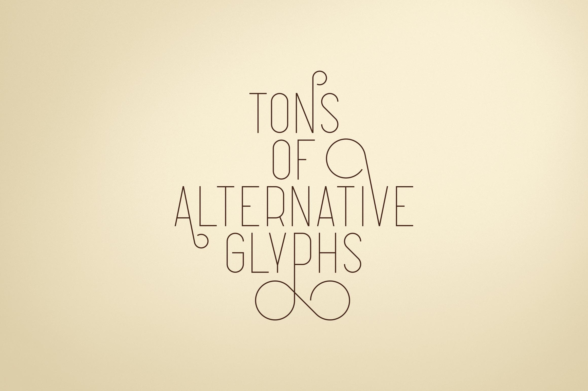 Fabulist - Display font example image 7