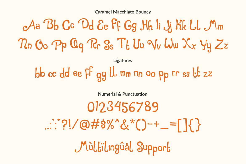 Caramel Macchiato example image 4