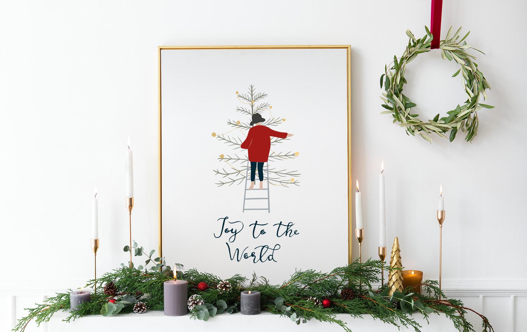 Winter Wonderland - Christmas Pack example image 2
