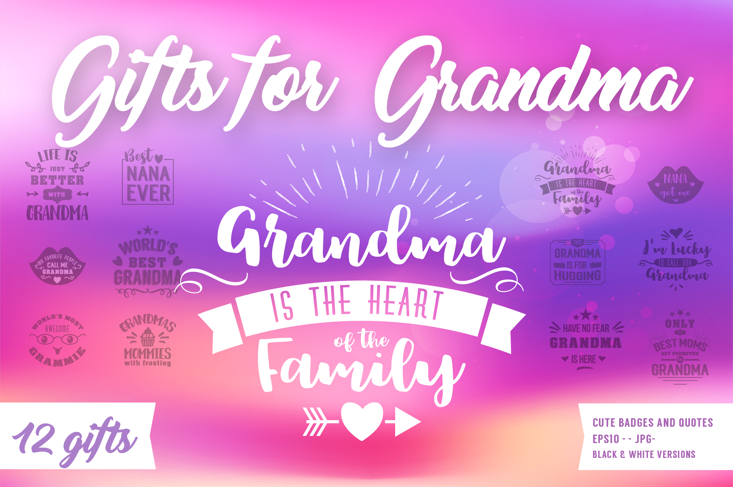 Gifts for Grandma example image 1