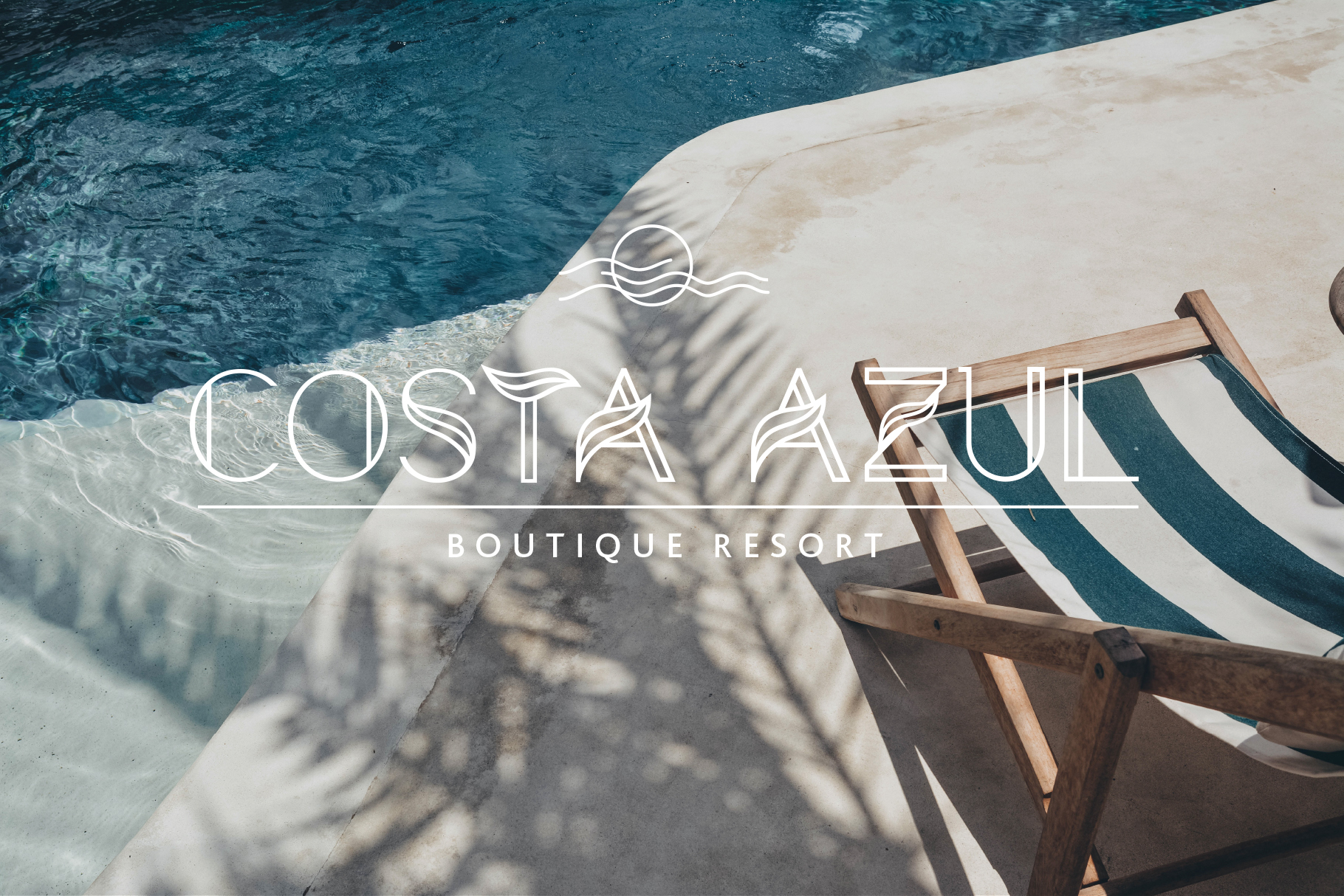 Aquarius - A Tropical & Elegant Font Family example image 14