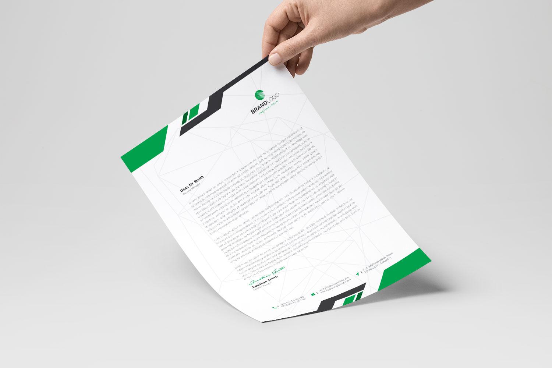 Letterhead example image 4
