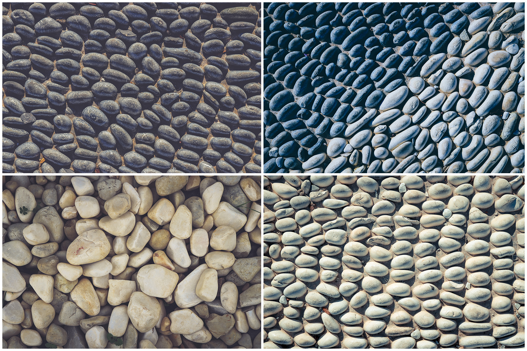 23 Pebble Background Textures example image 6
