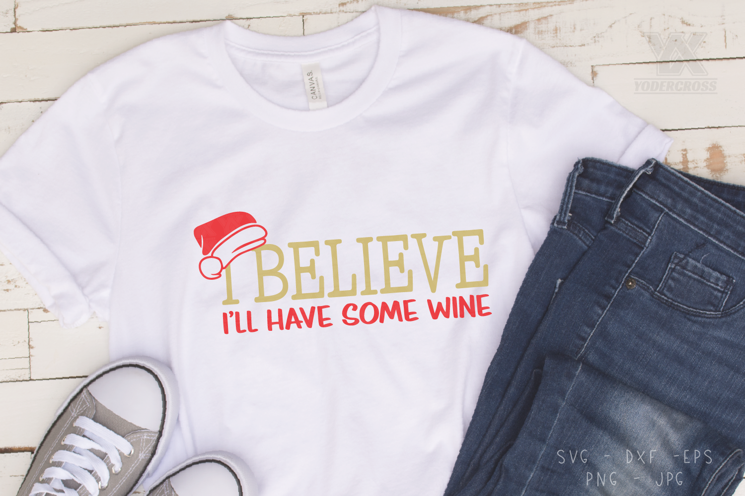 I Believe I'll Have Some Wine SVG example image 3