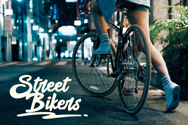 Black Street Font example image 3