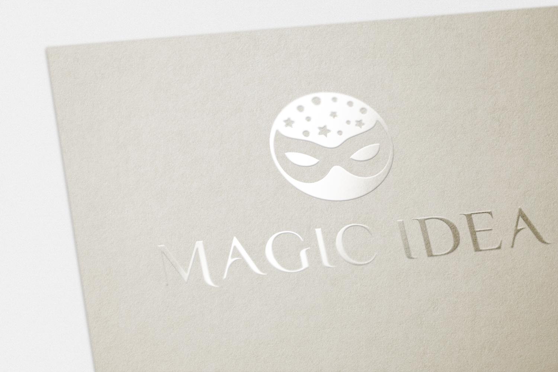 Magic Idea Logo Template example image 3