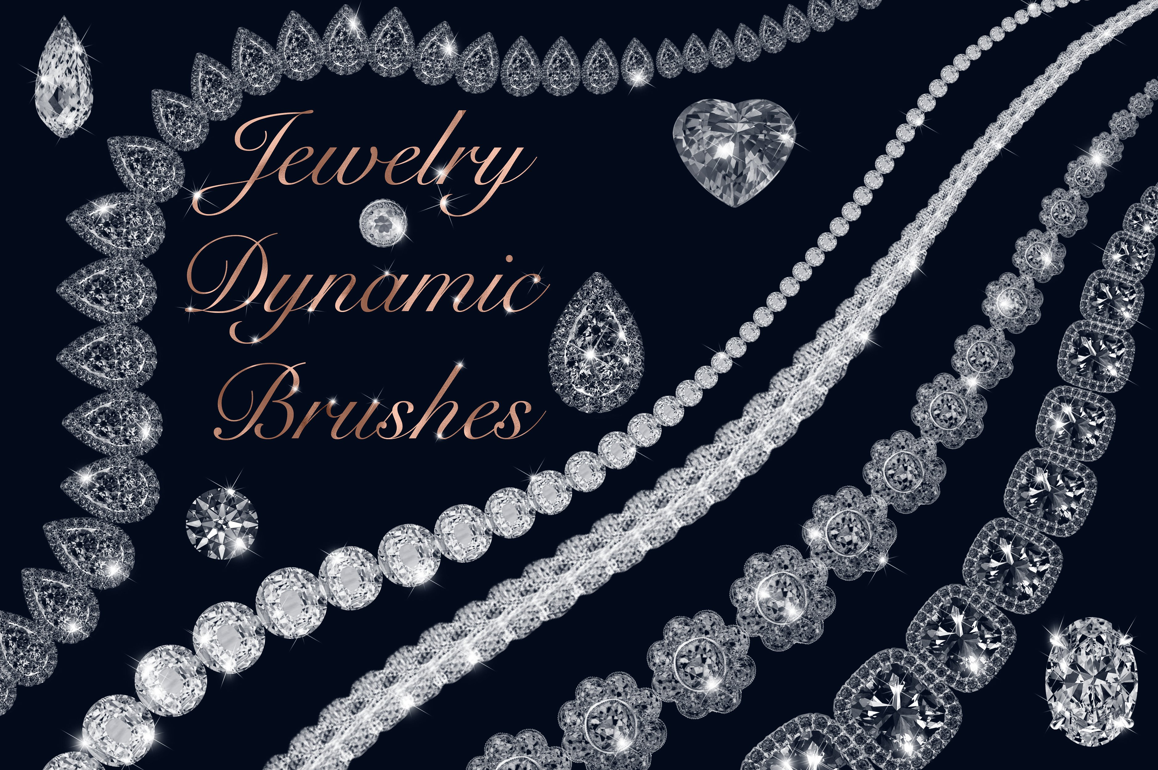 Jewelry Dynamic Brushes example image 1